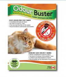 Odour Buster Once A Week Cat Litter